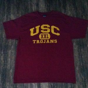 Other - Mens USC Trojans TShirt sz Large